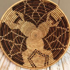 Handmade African Basket